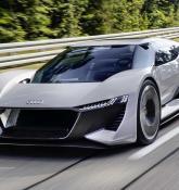 Audi unveils 'PB18 e-tron' --- a new all-electric supercar prototype