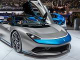 All-electric 2022 Pininfarina Battista hypercar boasts unique features & high-tech specs
