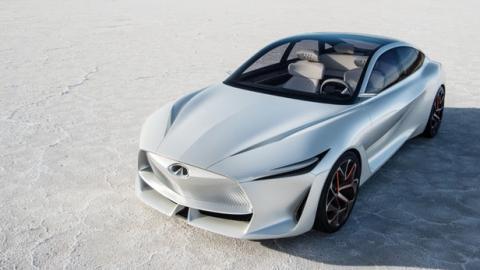Infiniti Confirms Electrified Sedan Plans