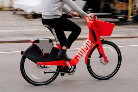 Uber acquires ebike sharing company Jump Bikes for around $100M-$200M