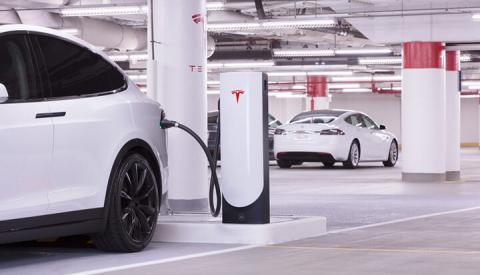 Tesla hits new milestone of 'over 10,000 Superchargers' deployed worldwide