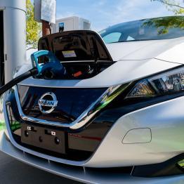 Electric cars grab spotlight at 2018 Paris Motor Show